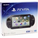 Playstation Vita Slim Console, Black Wifi, Boxed