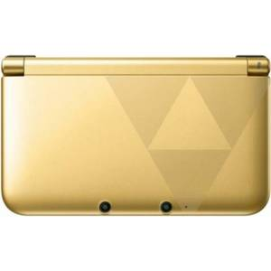 3DS XL Console, Zelda Ed. (No Game), Discounted