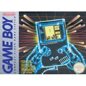 Game Boy Original Console Gray, Boxed