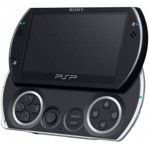 PSP Go Console, Black, Discounted