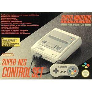 Super Nintendo Entertainment System Console, Boxed
