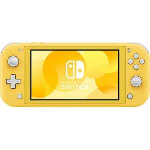 Nintendo Switch Lite Console, 32GB Yellow, Discounted