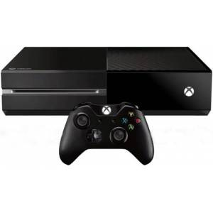 Xbox One Console, 1TB, Black (No Kinect), Discounted
