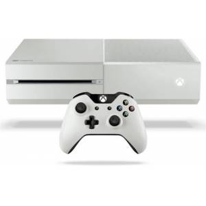 Xbox One Console, 500GB, White (No Kinect), Discounted