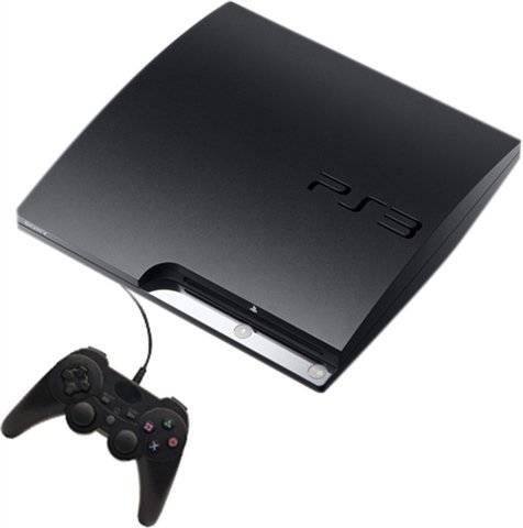 Playstation 3 Slim Console, 160GB, Discounted