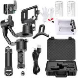 Axis Neewer Crane V2 3 Axis Handheld Gimbal Stabilizer (Complete Kit)