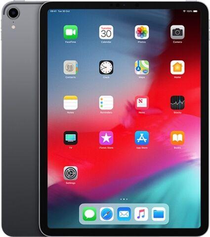 "Refurbished: Apple iPad Pro 11"" 1st Gen (A1980) 256GB - Space Grey, WiFi B"