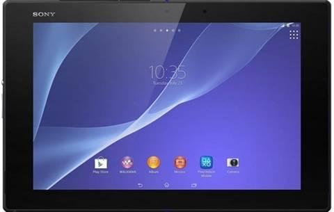 Refurbished: Sony Xperia Tablet Z2 16GB, Unlocked B
