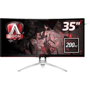 "AOC Agon AG352QCX 35"" Freesync Full HD 200Hz Gaming Monitor, B"
