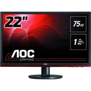 """AOC G2260VWQ6 21"""" Full HD LED Monitor, B"""