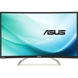 """Asus VA326H 31.5"""" Full HD 144Hz Curved Gaming Monitor, A"""