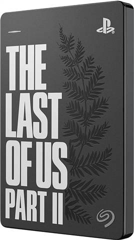 Refurbished: Seagate Game Drive 2TB, The Last Of Us Part 2 Limited Edition USB 3.0