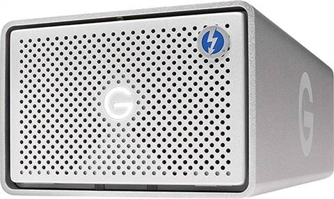 Refurbished: G-Technology G-RAID 8TB Thunderbolt 2 USB 3.0