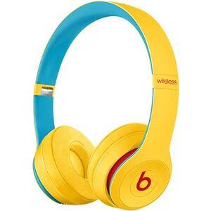 Beats Solo3 Wireless Headphones Club Collection - Club Yellow, C