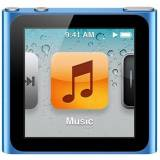Apple iPod Nano 6th Generation 16GB - Blue, B
