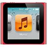 Apple iPod Nano 6th Generation 16GB - Red, B