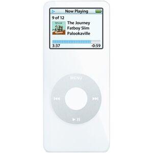 Apple iPod Nano 1st Generation 2GB - White, B