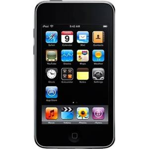 Apple iPod Touch 2nd Generation 16GB - Black, B