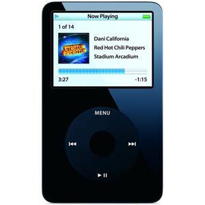 Apple Ipod Classic 5th Generation 80GB - Black, B