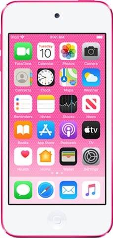 Apple iPod Touch 7th Gen (A2178) 32GB - Pink, B