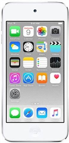 Refurbished: Apple iPod Touch 5th Generation (With Camera) 16GB - Silver, A
