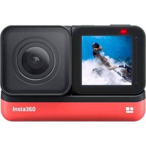 Refurbished: Insta360 ONE R 4K Action Camera, A