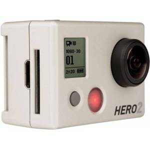GoPro HD HERO2 - Motorsport Edition, B
