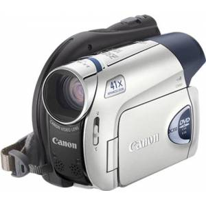 Canon DC311 DVD, B