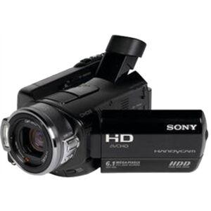 Sony HDR-SR8 100GB High-Def, A