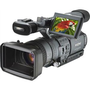 Sony Handycam HDR-FX1E, B