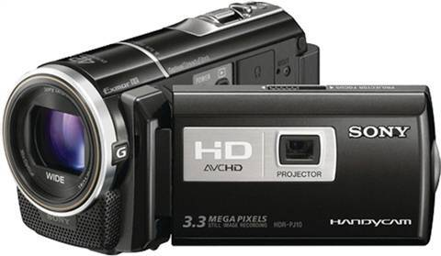 Refurbished: Sony HDR-PJ10E HD C...
