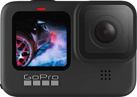 GoPro Hero 9 5K Black Action Camera, A