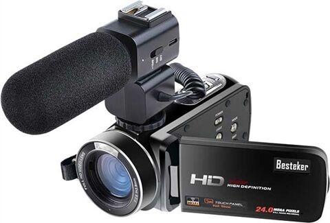 Refurbished: Besteker HDV-Z20 Full HD 1080P Camcorder, B