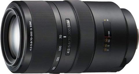Refurbished: Sony 70-300mm f/4.5-5.6 SAL70300G