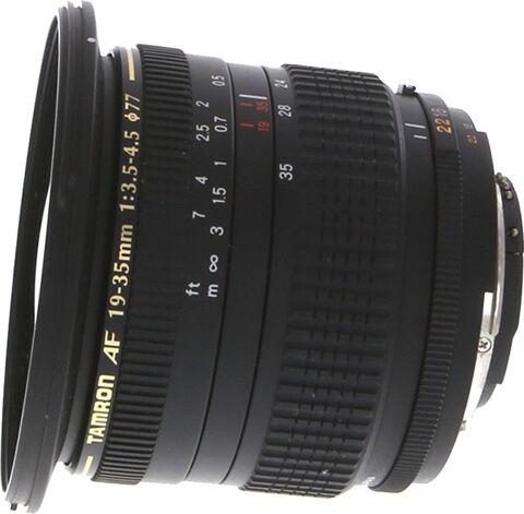 Refurbished: Tamron 19-35mm f/3.5-4.5 AF (Nikon)