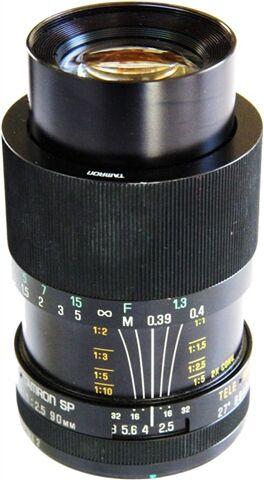 Refurbished: Tamron 90mm f/2.5 Macro (Nikon)