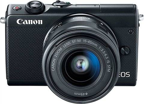 Refurbished: Canon EOS M100 Mirrorless Camera + 15-45mm, C