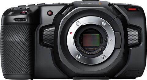 Refurbished: Blackmagic Pocket Cinema Camera 4K, A