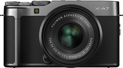 Refurbished: Fujifilm X-A7 24.2MP+XC15-45MM Mirrorless Camera, B