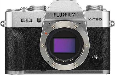 Refurbished: Fujifilm X-T30 26M Digital Mirrorless Camera (Body Only), B