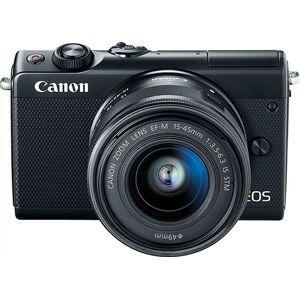 Canon EOS M100 Mirrorless Camera + 15-45mm, B