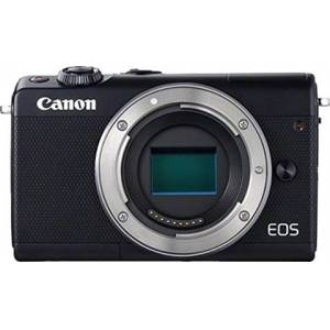 Canon EOS M100 Mirrorless Camera (Body Only), B