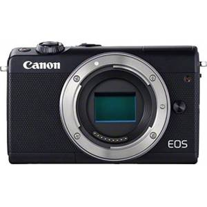Canon EOS M100 Mirrorless Camera (Body Only), B