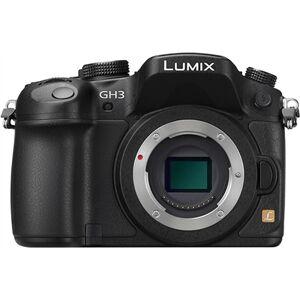 Panasonic Lumix DMC-GH3 (Body Only), C