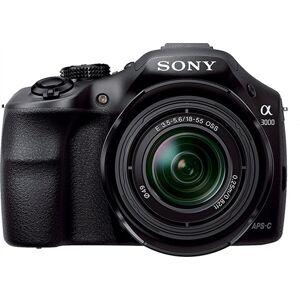 Sony Alpha 3000 ILCE-3000 20.1M + 18-55, B