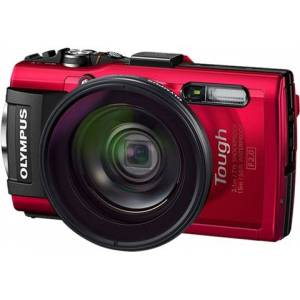 Olympus Tough TG-4 16MP Compact Digital Camera, B