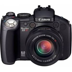 Canon PowerShot S5 IS 8M, B