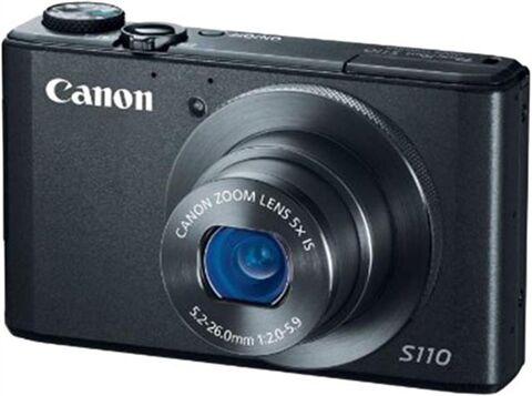 Refurbished: Canon Powershot S110 12M, B