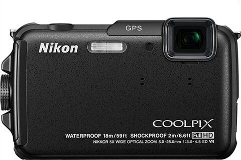 Refurbished: Nikon Coolpix Aw110 16M, B