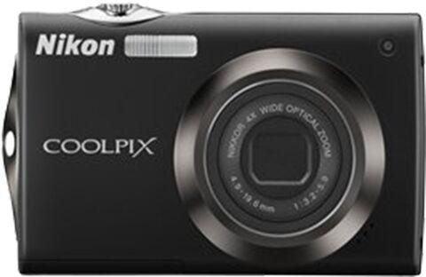 Refurbished: Nikon Coolpix S4000 12M, B